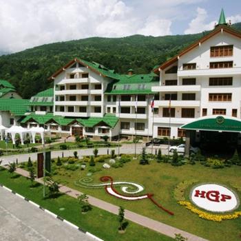 ГК Гранд Отель Поляна от 16 200 руб./чел./сутки