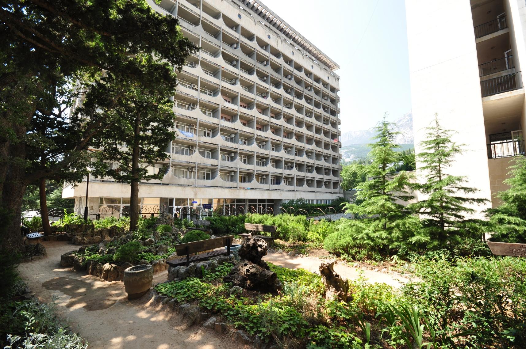 санаторий ай петри официальный фото место