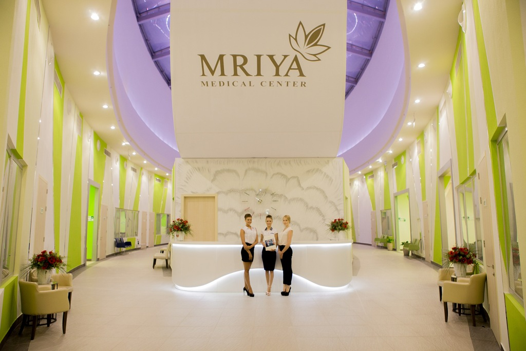 «Mriya Resort & SPA» (Мрия Резорт & СПА)